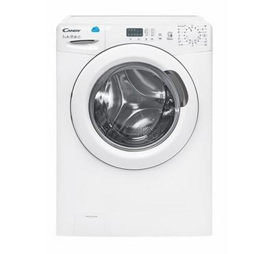 Candy Front Load Washing Machine,7kg, White