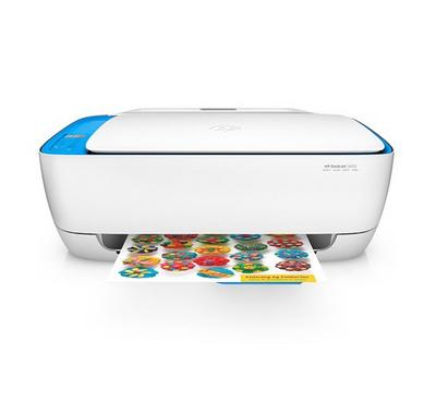 HP DESKJET 3639 AIO Printer Wireless 20ppm White. Print/Scan/Copy
