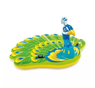 إنتكس، مرتبة عائمة للكبار، شكل طاووس