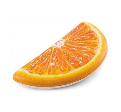 إنتكس، مرتبة عائمة للاستجمام بشكل شريحة برتقال