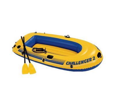 انتيكس جالنجير2، قارب