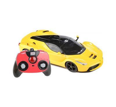 Maisto Racing Rc Ferrari - Red Yellow White