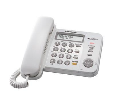 باناسونيك هاتف ارضي إظهار, رقم المتصل, قائمة بالأرقام المخزنة