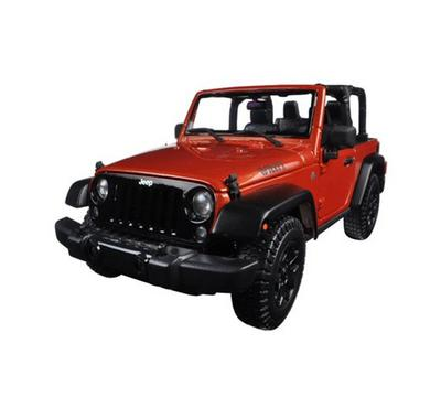 Maisto 1:18 Diecast 2014 Jeep Wrangler