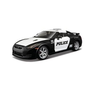 Maisto 1:24 Diecast 2009  Nissan Skyline GT-R R35