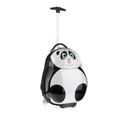 Travel Tots 2pc Set Luggage with Backpack-Panda