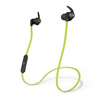 CREATIVE CL OUTLIERSPORT GR Outlier Sports Wireless Sweatproof In-Ear, Green