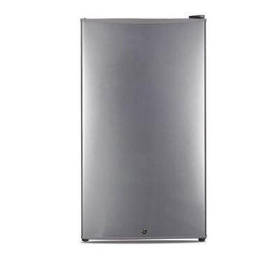 Power Single Door 130L Refrigerator, Child lock, Silver