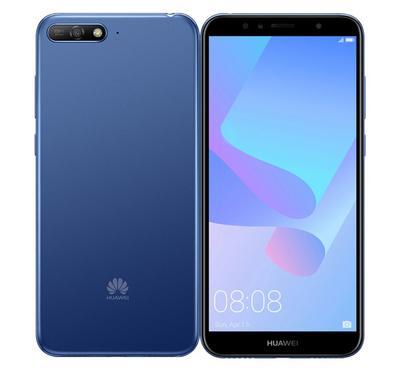 Huawei Y6 Prime 2018, Dual Sim, 4G, 5.7 Inch, 16GB, Blue