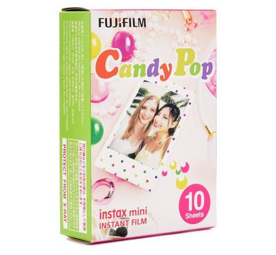 Fujifilm instax mini candy pop Instant Film (10 PICS)