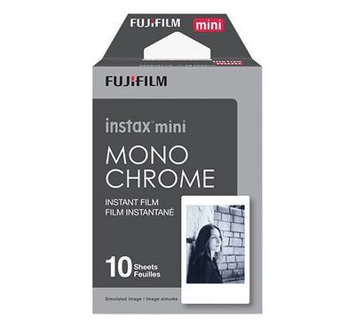 Fujifilm instax mini Monochrome  Instant Film (10 PICS)