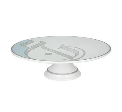 La Mesa Footed Cake Stand