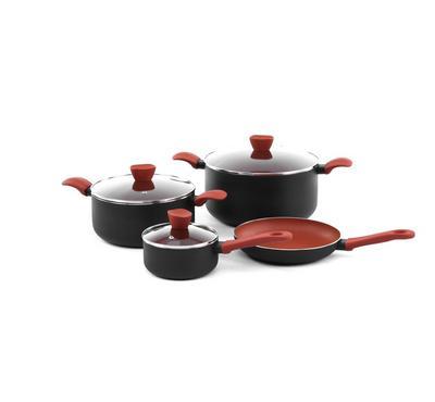 Alberto Cookware Set Of 7pcs