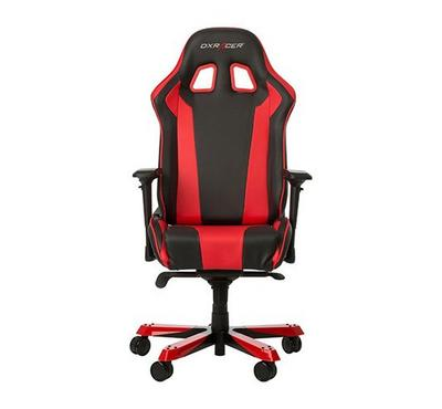 Dxracer King Series Gaming Chair Black and Red