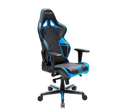 Dxracer Racing Series Gaming Chair Black and Blue