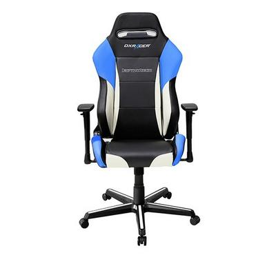 Dxracer Drifting Series Gaming Chair Black, White and Blue