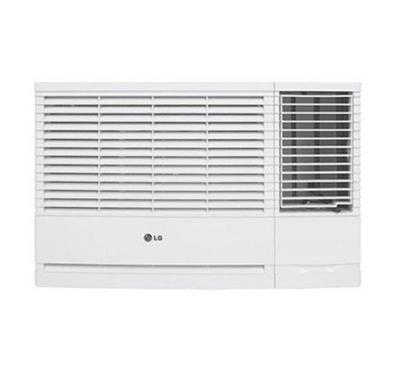 LG 2 Tons Window AC 24000 BTU White