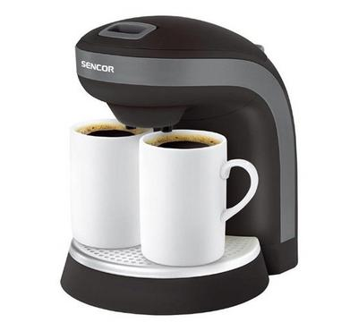 Sencor 350W Coffee Maker Black