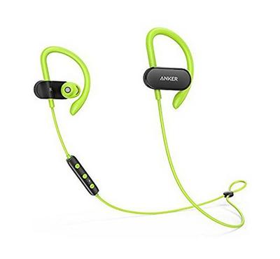 Anker soundbuds curve green
