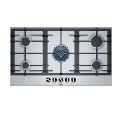 Bosch Built-in Hob 5 Gas Burners Stainless Steel