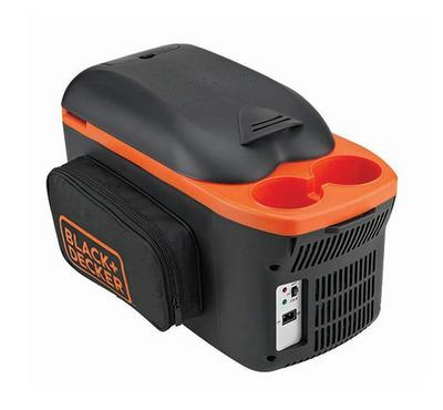 BLACK & DECKER 8L cooler & warmer with can holders