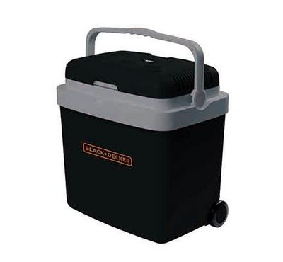 BLACK & DECKER 33L cooler & warmer on wheels