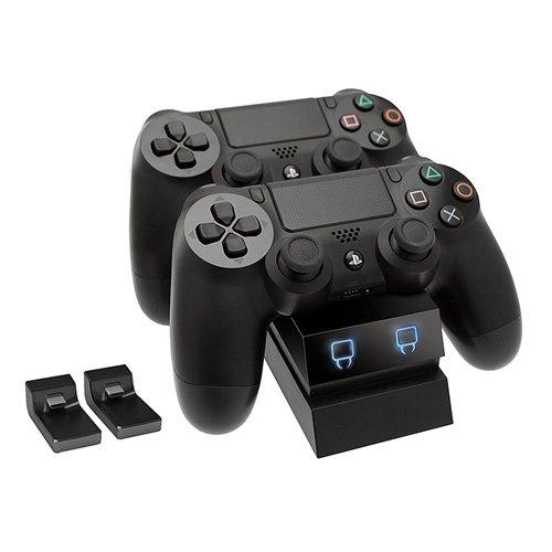 PS4 Twin Docking Station, Black