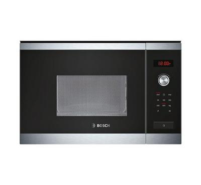 Bosch SERIE 6 60CM 20L Built-in Microwave Oven Stainless