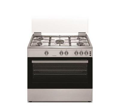 Daewoo 90 x 60 Free Standiing Cooker 5 Burner Steel