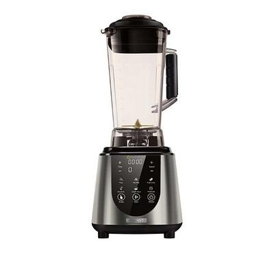 Sencor Blender Plastic Jar, NUTRILINE 2.0L, 1800W, Black/Silver