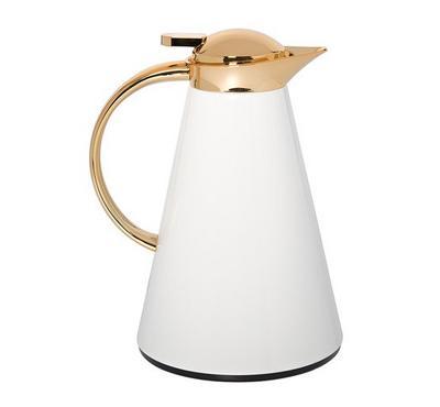 صحارى دلة للقهوة والشاى حافظة للحرارة ستانليس ستيل