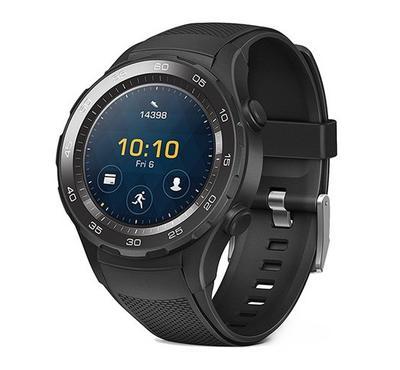 Huawei W2 Classic Smart Watch, Titanium Grey