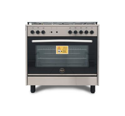 La Germania 90 x 60 Free Standing Cooker Stainless Steel