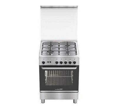 La Germania 60 x 60cm Free Standing Cooker Stainless Steel