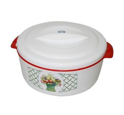 Asian PRIDE HOME 8.0L Insulated Casserole Plastic White