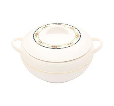 Asian AMBIENTE 10.0L Insulated Casserole With Lid White