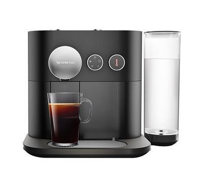 نسبريسو، ماكينة صنع القهوة، 1.1 لتر، 1200 واط، أسود