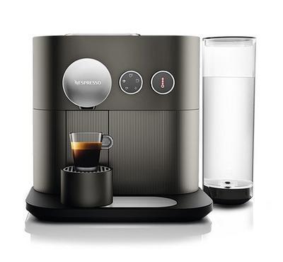 Nespresso EXPERT C80, Coffee Machine 19 Bar 1200W, 1.1L , Gray