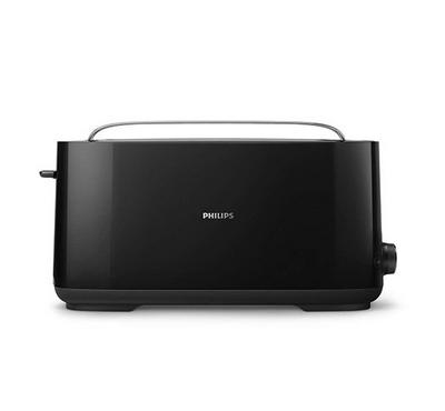 Philips DAILY COLLECTION 2s Slice Toaster 1030W Black