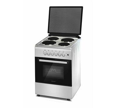 Westpoint Electric Cooking Range, 60x60cm, Half Safety, White