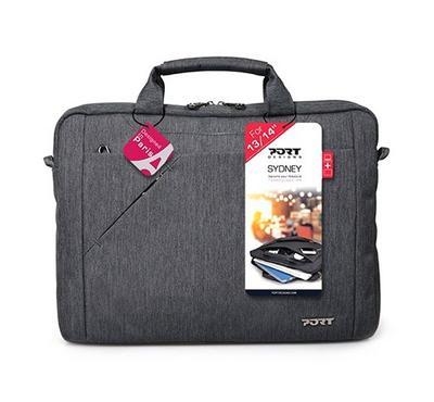 PORT DESIGN SYDNEY Urban and Modern Notebook bag Toploading case, 13/14 inch, Grey