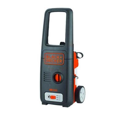 Black and Decker 110 bar 1400W Pressure Washer 220-240V