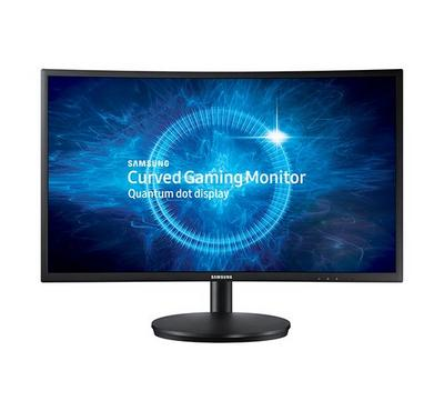 Samsung 27-Inch Curved LED Gaming PC Monitor FHD 144Hz Black