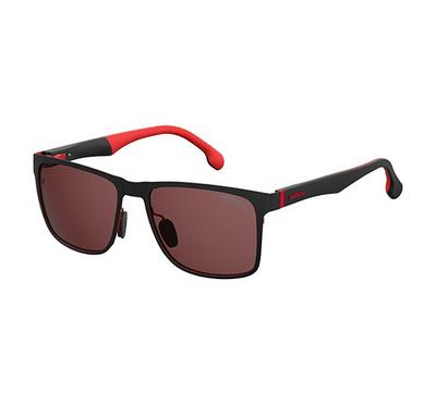 Carrera Mens Matt Black red Sunglasses