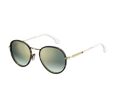 نظارة شمسية كاريرا ذهبية اللون