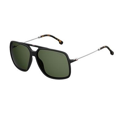 Carrera Ladies Matt Black Sunglasses