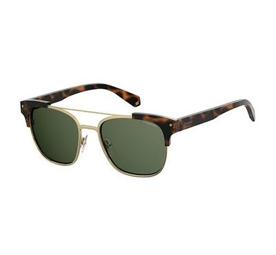 Polariod Unisex Dark Havana Sunglasses