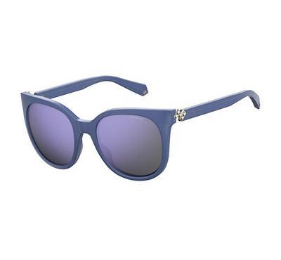 نظارة شمسية بولارويد زرقاء اللون