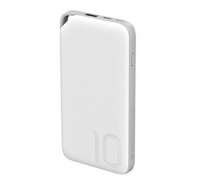 Huawei Power Bank AP08QL, 10000mAh, Li-ion battery, Fast Charge, White