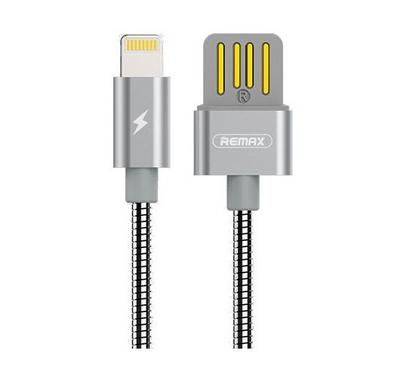REMAX Data and Charging Cable, All Lighting port, Silver